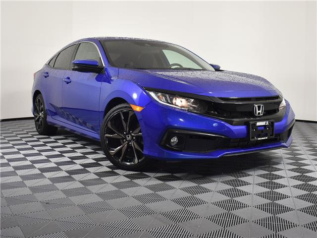 2019 Honda Civic Sport (Stk: P2520B) in Chilliwack - Image 1 of 28