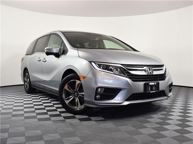 2019 Honda Odyssey EX (Stk: P2573) in Chilliwack - Image 1 of 28