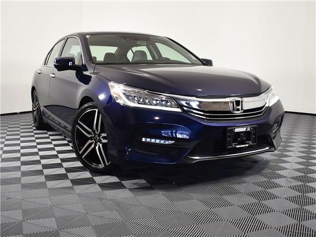 2017 Honda Accord Touring (Stk: 21H077A) in Chilliwack - Image 1 of 29