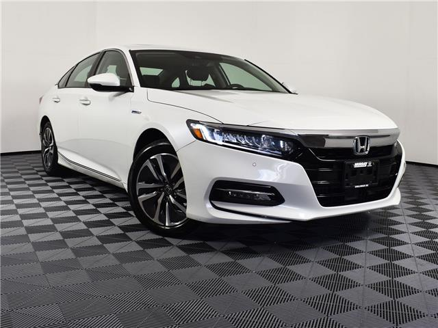 2019 Honda Accord Hybrid Touring (Stk: 21H172A) in Chilliwack - Image 1 of 28