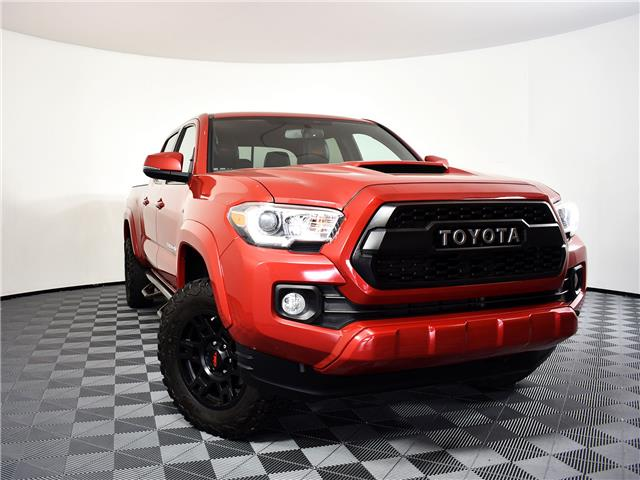 2017 Toyota Tacoma TRD Off Road (Stk: P2619) in Chilliwack - Image 1 of 26
