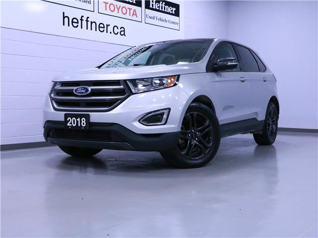 2018 Ford Edge SEL (Stk: 205857) in Kitchener - Image 1 of 23