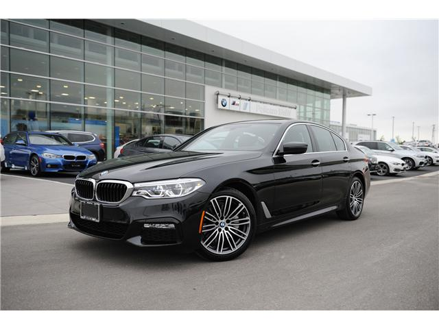 2018 BMW 530 i xDrive (Stk: 8A71406) in Brampton - Image 1 of 12