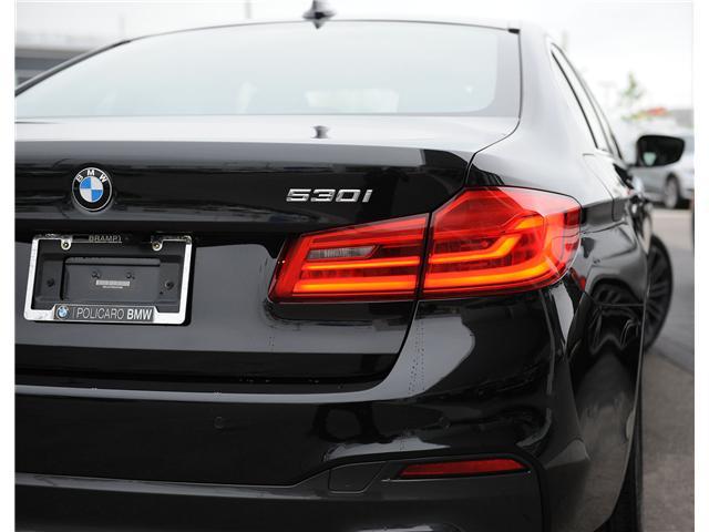 2018 BMW 530 i xDrive (Stk: 8A71406) in Brampton - Image 5 of 12