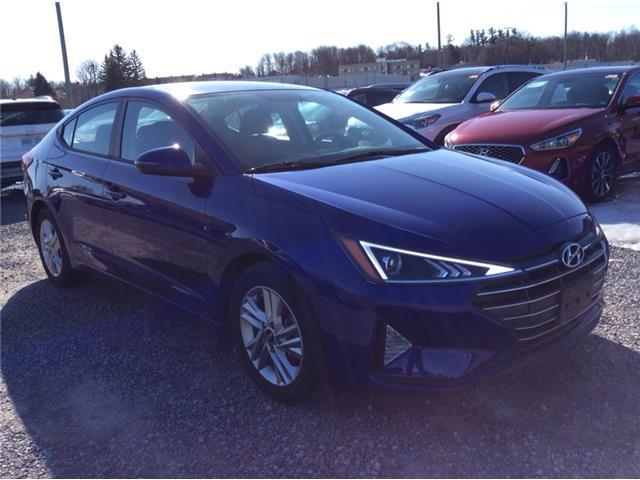 2020 Hyundai Elantra Preferred (Stk: R05267) in Ottawa - Image 1 of 12