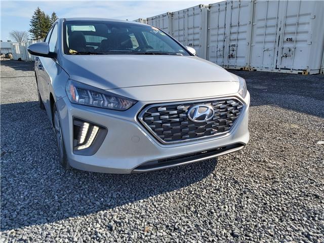 2020 Hyundai Ioniq Hybrid Preferred (Stk: R06845) in Ottawa - Image 1 of 12