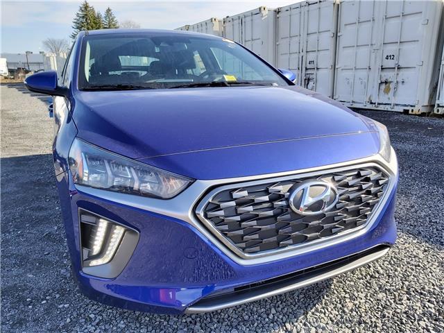 2020 Hyundai Ioniq Hybrid Preferred (Stk: R06844) in Ottawa - Image 1 of 12
