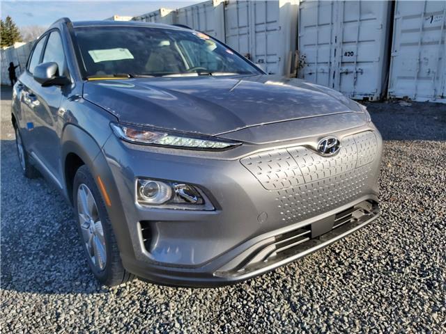 2021 Hyundai Kona EV Preferred (Stk: R10240) in Ottawa - Image 1 of 13