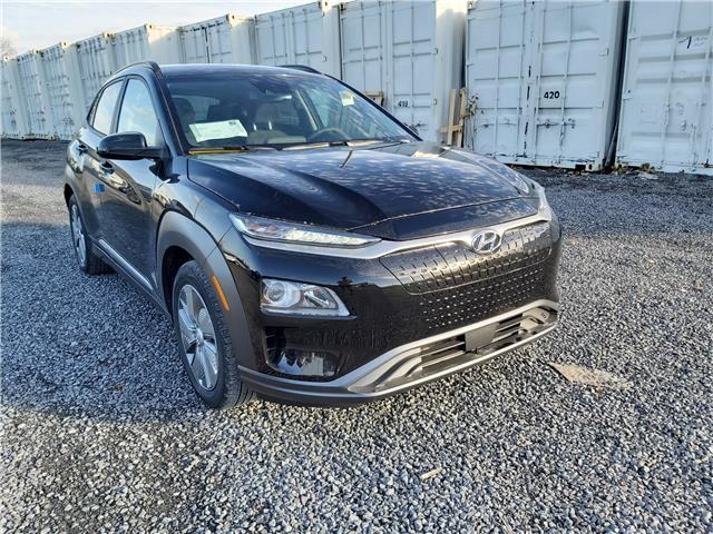 2021 Hyundai Kona EV Preferred (Stk: R10249) in Ottawa - Image 1 of 13
