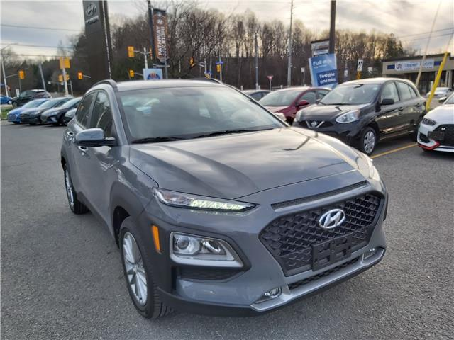 2021 Hyundai Kona 2.0L Preferred (Stk: R10292) in Ottawa - Image 1 of 12