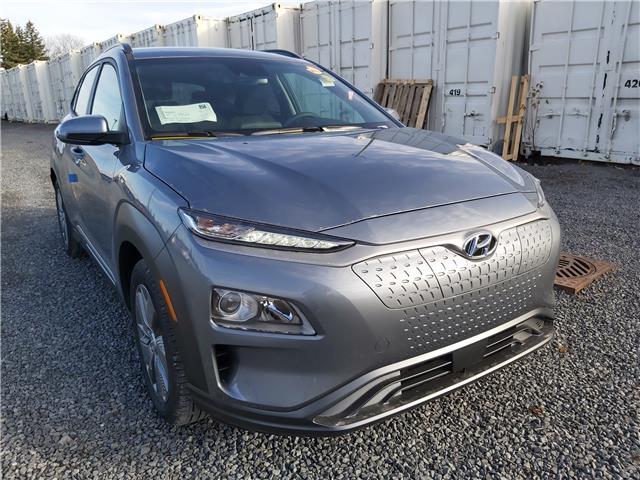 2021 Hyundai Kona EV Preferred (Stk: R10244) in Ottawa - Image 1 of 14