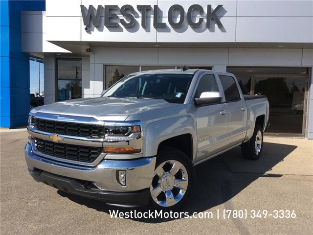 2017 Chevrolet Silverado 1500 1LT (Stk: 17T277) in Westlock - Image 1 of 19
