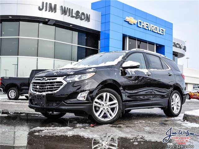 2021 Chevrolet Equinox Premier (Stk: 202152) in Orillia - Image 1 of 30