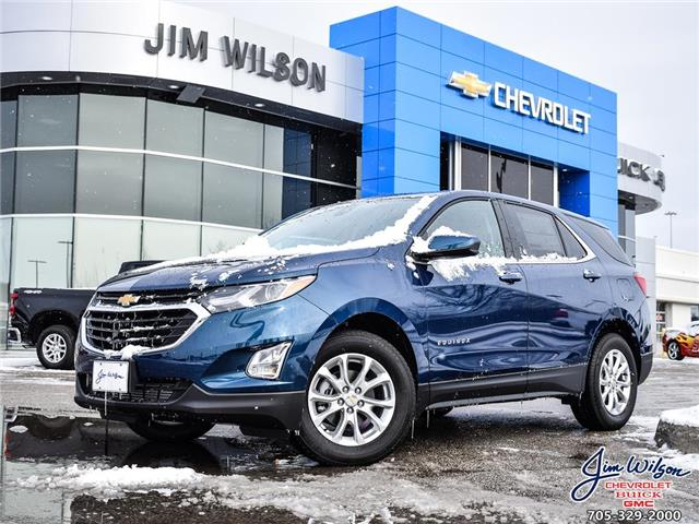2021 Chevrolet Equinox LT (Stk: 202171) in Orillia - Image 1 of 29