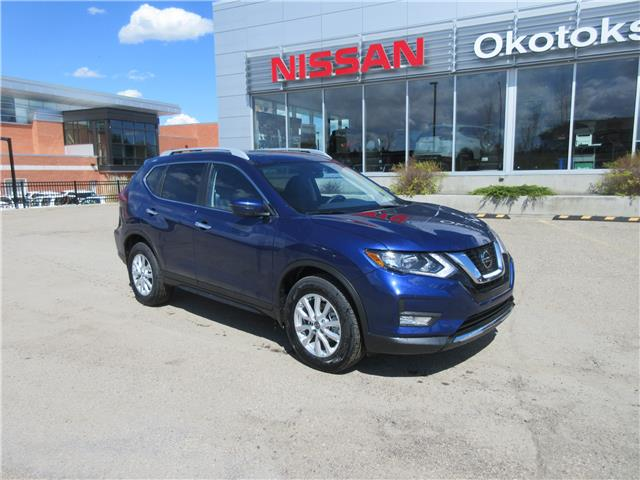 2020 Nissan Rogue SV (Stk: 9643) in Okotoks - Image 1 of 28
