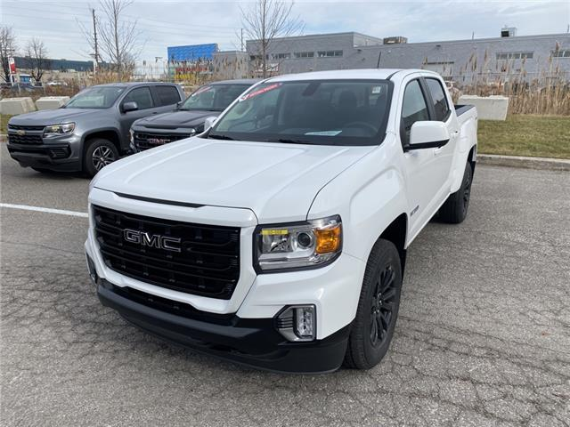 2021 GMC Canyon Elevation (Stk: 210107) in Ajax - Image 1 of 23
