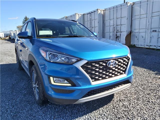 2021 Hyundai Tucson Preferred w/Trend Package (Stk: R10097) in Ottawa - Image 1 of 12