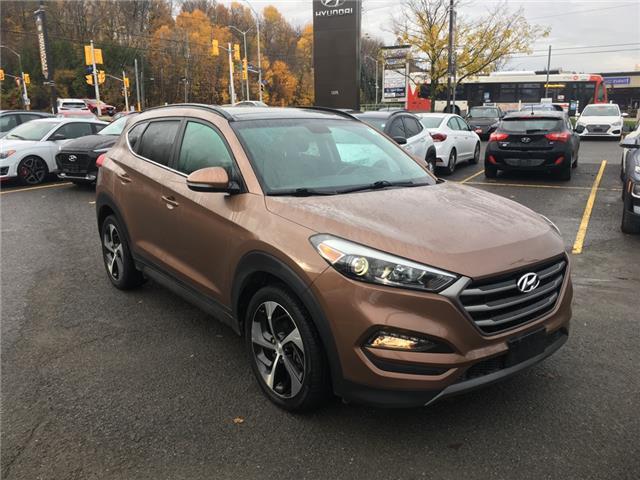 2016 Hyundai Tucson Limited (Stk: P3595) in Ottawa - Image 1 of 22