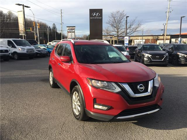 2017 Nissan Rogue SV (Stk: P3618) in Ottawa - Image 1 of 22