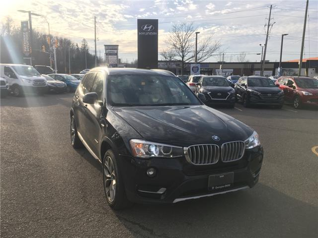 2017 BMW X3 xDrive28i (Stk: P3623) in Ottawa - Image 1 of 11