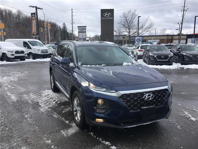 2020 Hyundai Santa Fe Essential 2.4  w/Safety Package (Stk: X1517) in Ottawa - Image 1 of 23