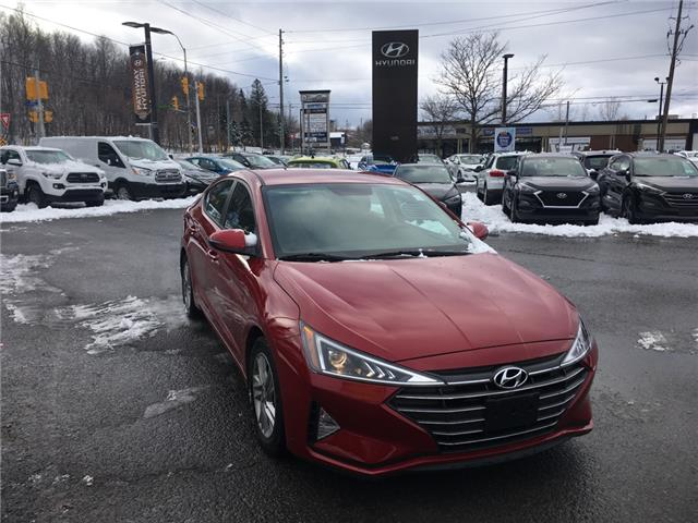 2020 Hyundai Elantra Preferred (Stk: X1520) in Ottawa - Image 1 of 23
