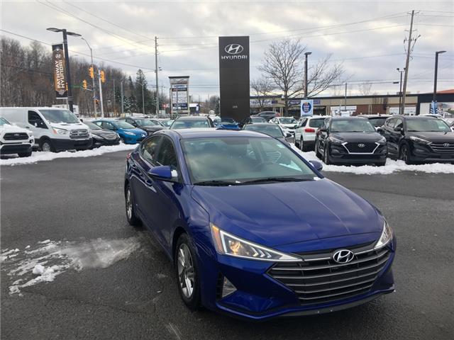 2019 Hyundai Elantra Preferred (Stk: P3624) in Ottawa - Image 1 of 23