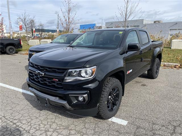 2021 Chevrolet Colorado Z71 (Stk: 210068) in Ajax - Image 1 of 23