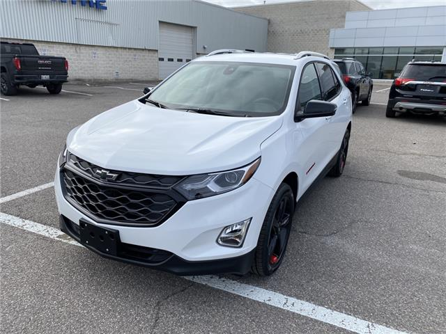 2021 Chevrolet Equinox LT (Stk: 210095) in Ajax - Image 1 of 27