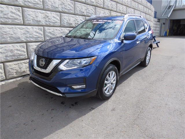 2020 Nissan Rogue S (Stk: D01102P) in Fredericton - Image 1 of 19