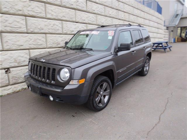 2015 Jeep Patriot Sport/North (Stk: D01091A) in Fredericton - Image 1 of 18