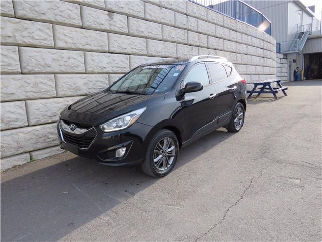 2014 Hyundai Tucson GLS (Stk: D01164A) in Fredericton - Image 1 of 18