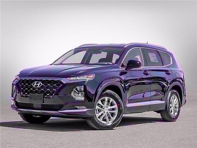 2020 Hyundai Santa Fe SE (Stk: D01073) in Fredericton - Image 1 of 23