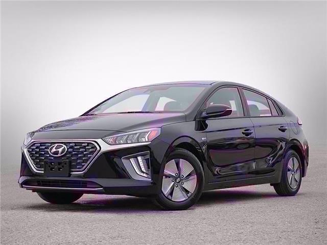 2020 Hyundai Ioniq Hybrid Preferred (Stk: D01055) in Fredericton - Image 1 of 23