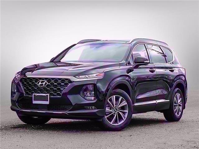 2020 Hyundai Santa Fe SEL (Stk: D01139) in Fredericton - Image 1 of 23