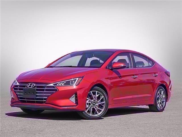 2020 Hyundai Elantra Luxury (Stk: D01132) in Fredericton - Image 1 of 23