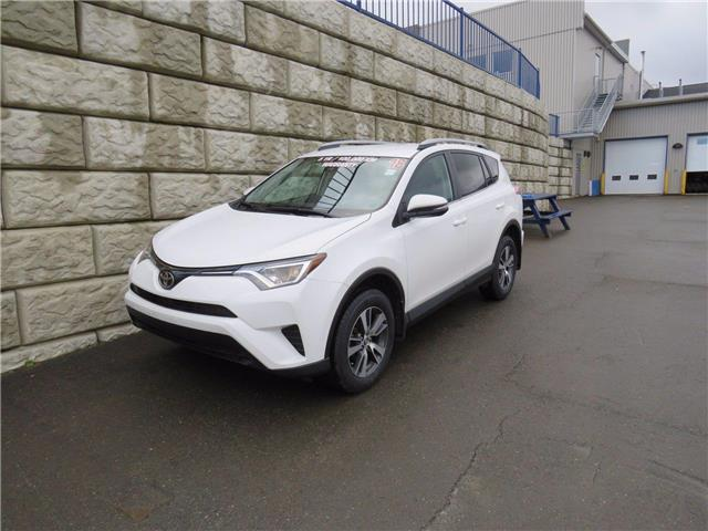 2018 Toyota RAV4 LE (Stk: D01063A) in Fredericton - Image 1 of 17