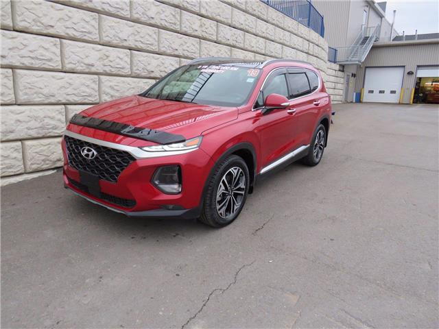 2019 Hyundai Santa Fe Ultimate 2.0 (Stk: D01200P) in Fredericton - Image 1 of 18