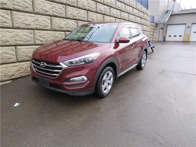 2017 Hyundai Tucson Base (Stk: D01093A) in Fredericton - Image 1 of 17