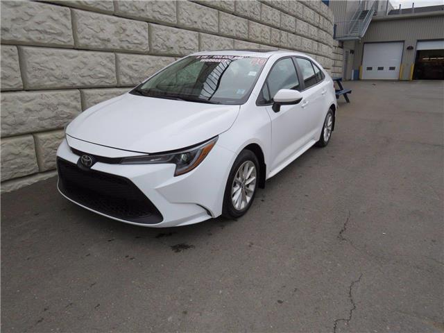 2020 Toyota Corolla LE (Stk: D01201P) in Fredericton - Image 1 of 17