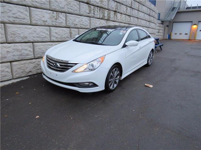 2014 Hyundai Sonata 2.0T Limited (Stk: D01158A) in Fredericton - Image 1 of 18