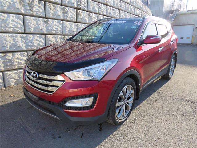 2014 Hyundai Santa Fe Sport 2.0T Limited (Stk: D10076A) in Fredericton - Image 1 of 23