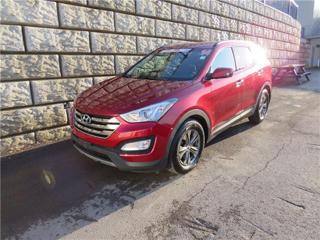 2014 Hyundai Santa Fe Sport 2.4 Premium (Stk: D01026A) in Fredericton - Image 1 of 17