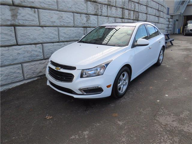 2015 Chevrolet Cruze 2LT (Stk: D01096ABC) in Fredericton - Image 1 of 18