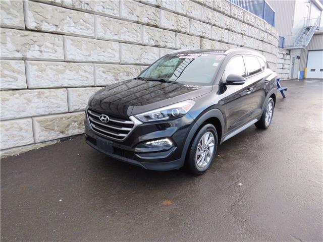 2017 Hyundai Tucson Premium (Stk: D01165A) in Fredericton - Image 1 of 17
