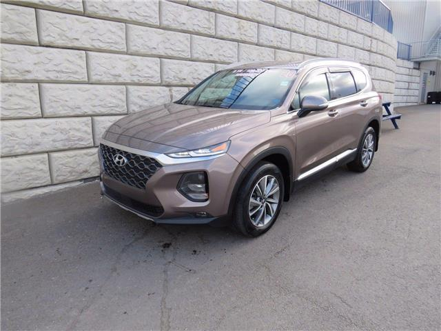 2020 Hyundai Santa Fe Preferred (Stk: D01178A) in Fredericton - Image 1 of 17