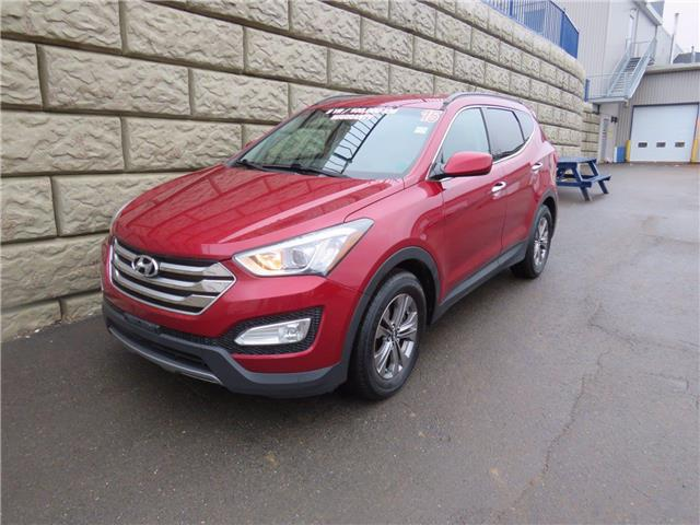 2015 Hyundai Santa Fe Sport Premium $59/wk Taxes Incl $0 Down (Stk: D01142A) in Fredericton - Image 1 of 17