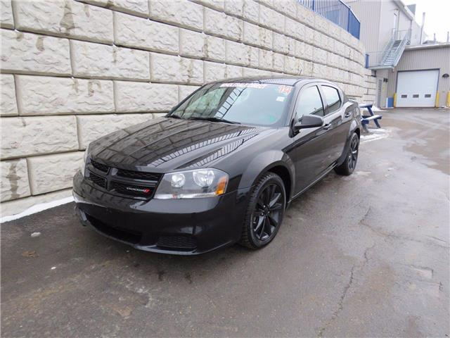 2014 Dodge Avenger BASE (Stk: D01147A) in Fredericton - Image 1 of 17