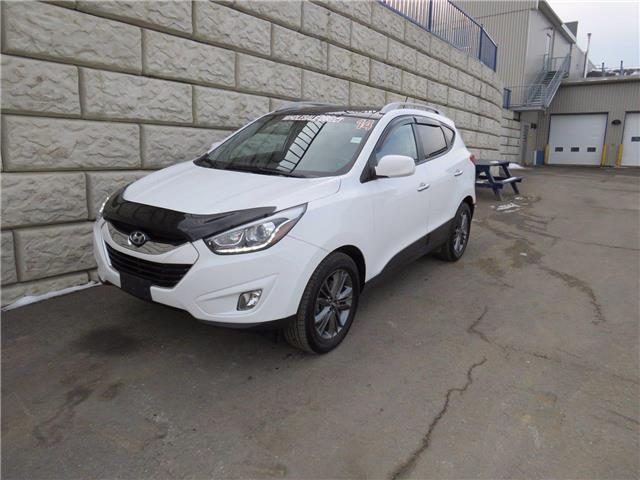 2014 Hyundai Tucson GLS (Stk: D10031A) in Fredericton - Image 1 of 18
