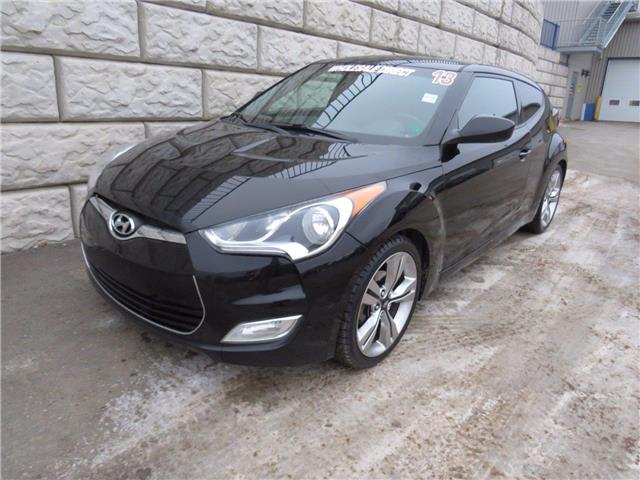 2013 Hyundai Veloster w/Tech (Stk: D01179PA) in Fredericton - Image 1 of 20